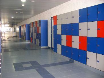Cacifos Fenólicos Coloridos - Colégio Integrado de Monte Maior