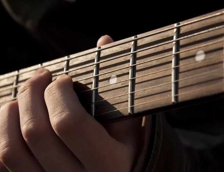 Connaître les notes sur la guitare : 1ère partie