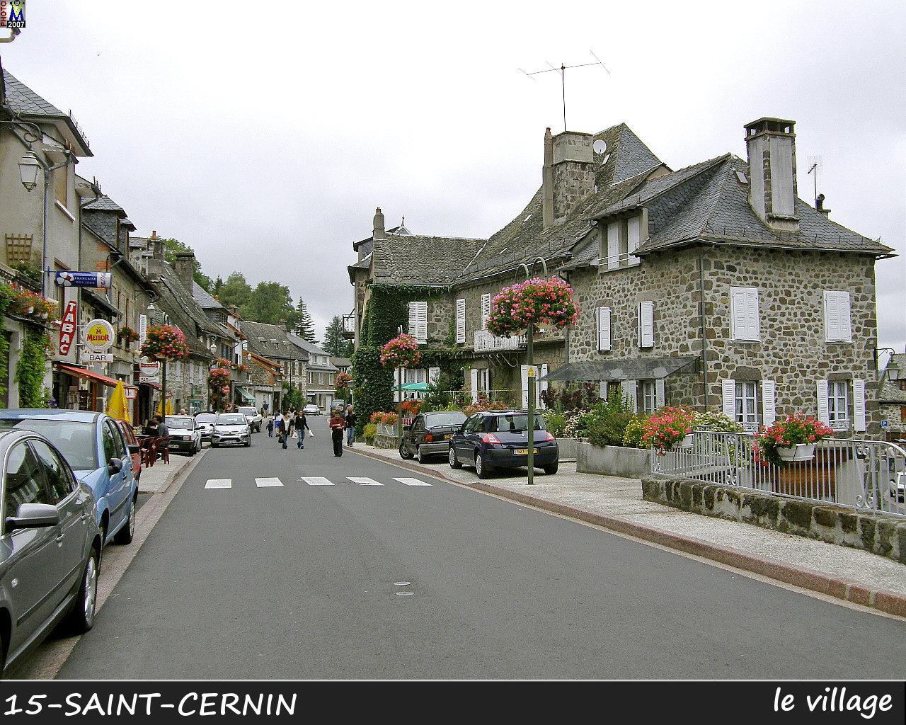 Cantal Photos De La Commune De Saint Cernin