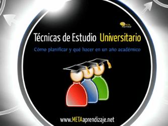 Técnicas de Estudio Universitario