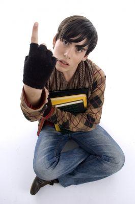 chico dedo