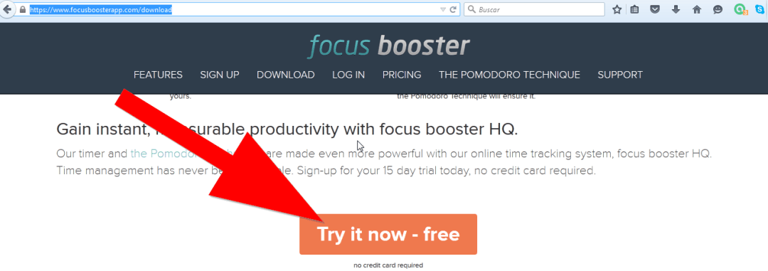 Focus-booster