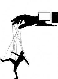 http://www.dreamstime.com/stock-images-computer-marionettes-second-variant-illustration-image31379974