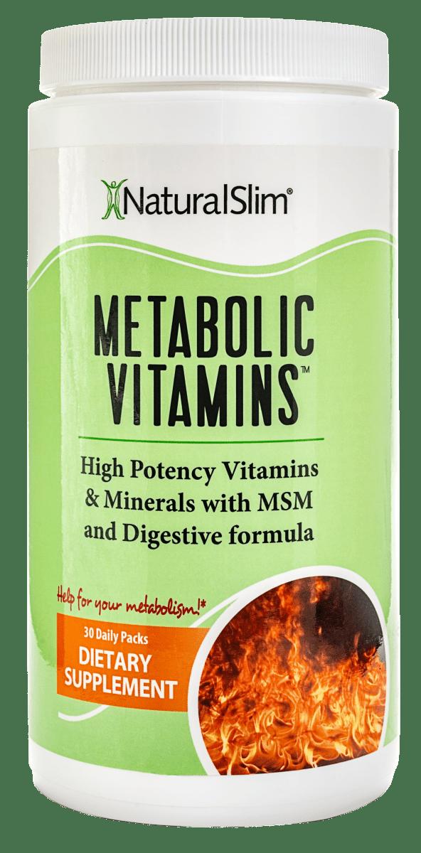 Metabolic Vitamins