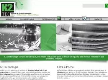 Etude de cas web K2 Technologie