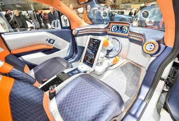 La voiture autonome un signe fort de la transformation digitale de l'automobile