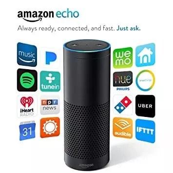 L'âge de l'assistance avec Amazon Echo