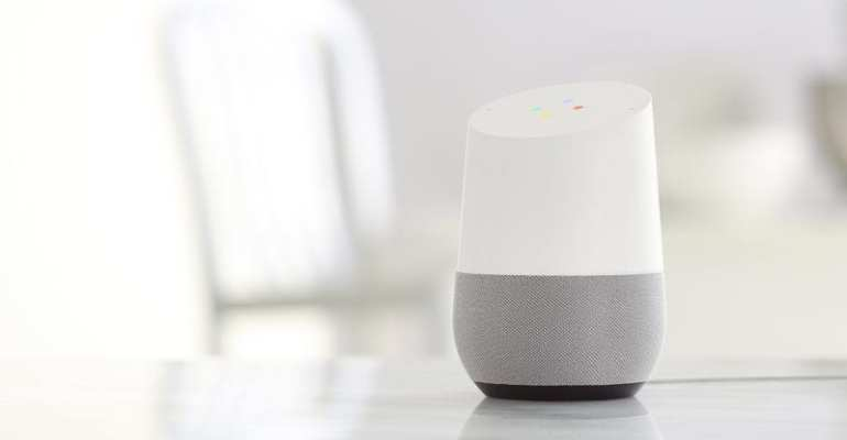 Google Home l'âge de l'assistance