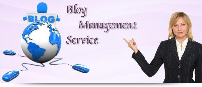 Gestion de blog - Rédacteur blog - Services d'écriture de contenu