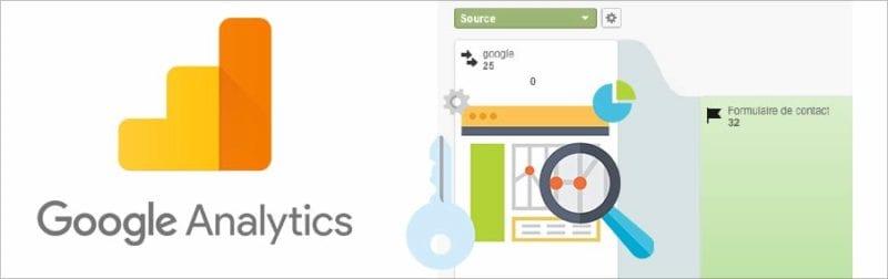 Consultant web analytics - Expert Google analytics