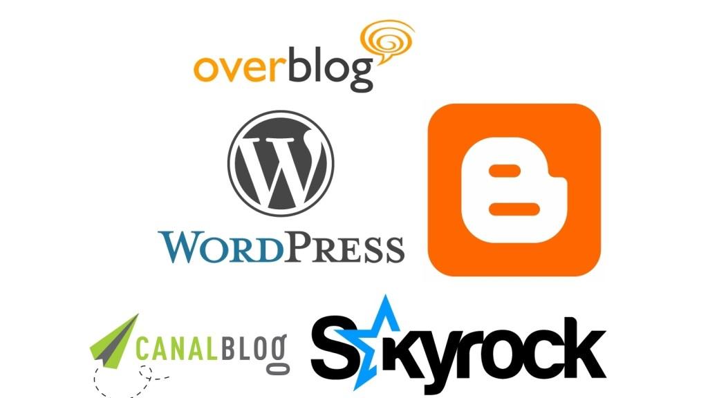 Top 10 des plateformes de blogs populaires