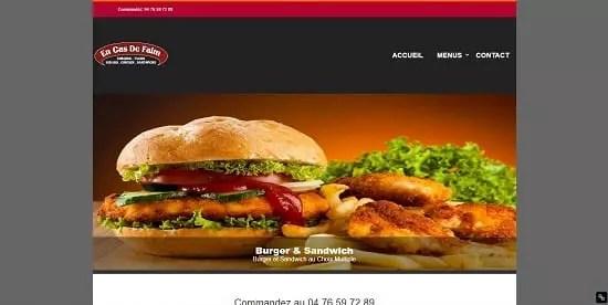 Créer un site internet de restaurant