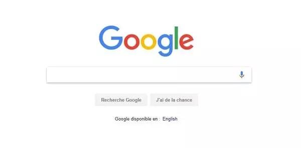 Important site de gestion de la e-réputation: Google