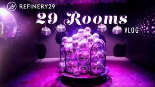 Refinery29 a utilisé le marketing expérientiel pour organiser un événement sur le thème de l'amusement destiné aux acheteurs