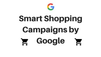 Pourquoi les campagnes de Google smart shopping changent tout