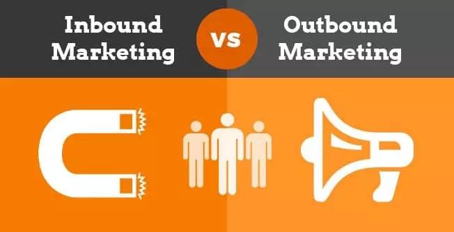 Inbound Marketing et Outbound marketing : quel est le meilleur ?