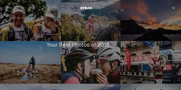 Strava utilise le marketing de contenu pour engager ses utilisateurs