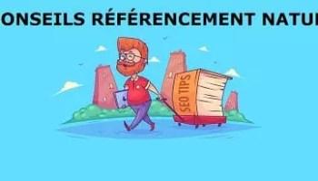 conseils professionnels de référencement naturel