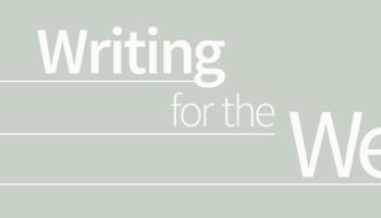 Écrire pour le Web : 7 conseils pour un contenu Web réussi