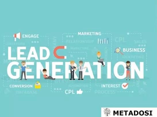 Agence de Génération de Leads : Gagnez et convertissez plus de prospects avec Metadosi