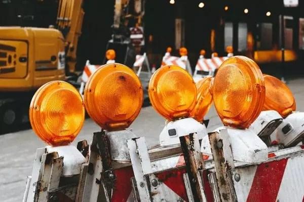 Signalisation construction
