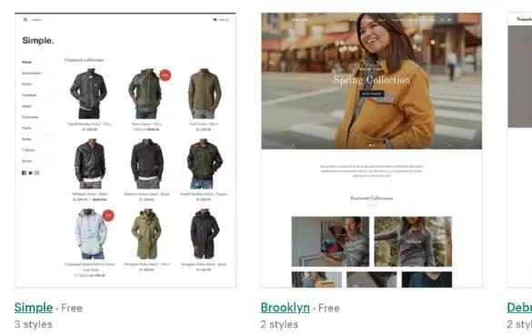 Optimisation des boutiques Shopify