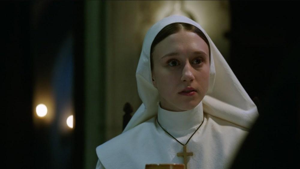 A Freira (The Nun, 2018) - Resenha - 6