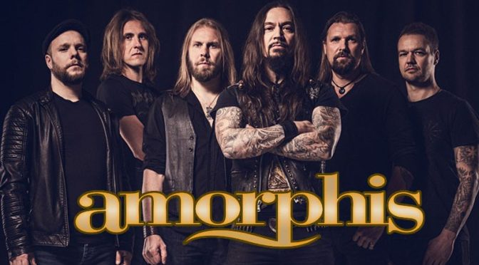 [CHRONIQUE] Amorphis – Queen Of Time
