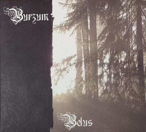 Capa do novo álbum do Burzum, Belus, lançado em Março de 2010