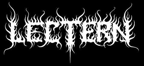 Image result for lectern death metal band logo