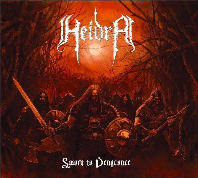 Heidra - Sworn to Vengeance