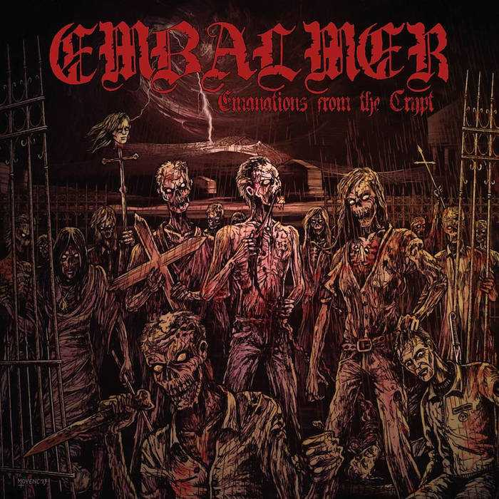 Embalmer - Emanations from the Crypt