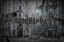 Apophanous - Obliteration Has Come