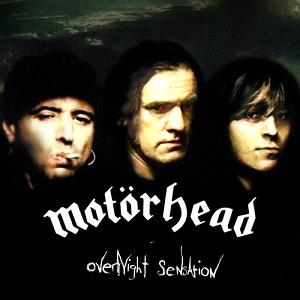 Bildresultat för Motorhead overnight sensation