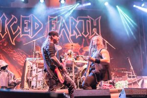 Iced Earth at Metaldays 2017