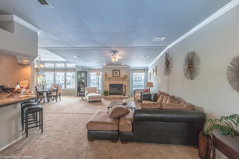 41 X 60 Modular Home W Luxury Interior HQ Plans