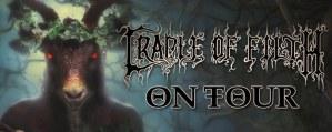 Cradle of Filth, Moonspell @ La Rodia | Besançon | Bourgogne Franche-Comté | France