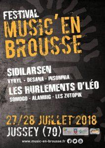 Music'en Brousse @ Festival
