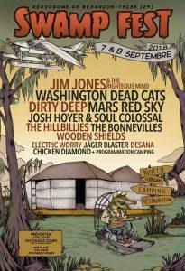 Swamp Fest @ Festival