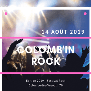 Colomb'In Rock - Édition 2019 @ Festival Colomb'in Rock