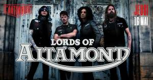 The Lords of Altamont (US) + Guest & after @ L'Antonnoir