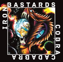 Iron Bastards - Cobra Cadabra - Cover