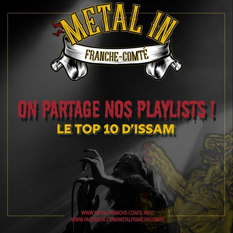 Thrash Metal - Top 10