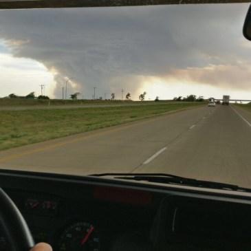 Etappe 5: Weatherford, OK – Amarillo, TX