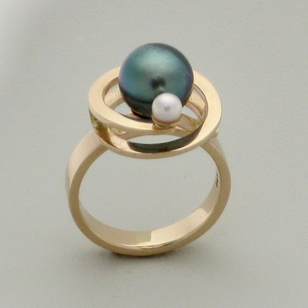 Cynthia Clearwater – Solar Eclipse Ring