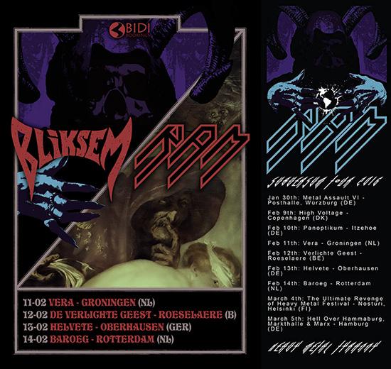 Ram Tour Poster