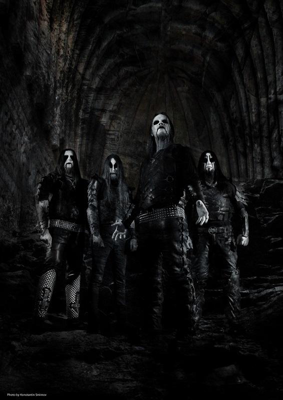 Dark Funeral (Photo: Konstantin Smirnov)