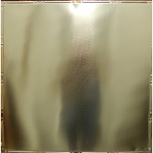 blank tin metal ceiling tile unstamped 24 x 24 1 50 sq ft