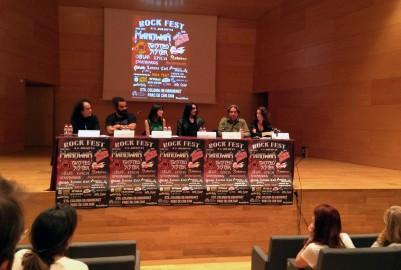 Rock Fest BCN Rueda de Prensa_1