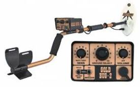 Fisher Gold Bug 2 Pro Metal Detectors Field Test